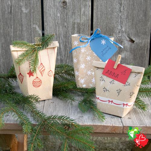 Geschenkverpackungen aus Tetrapack